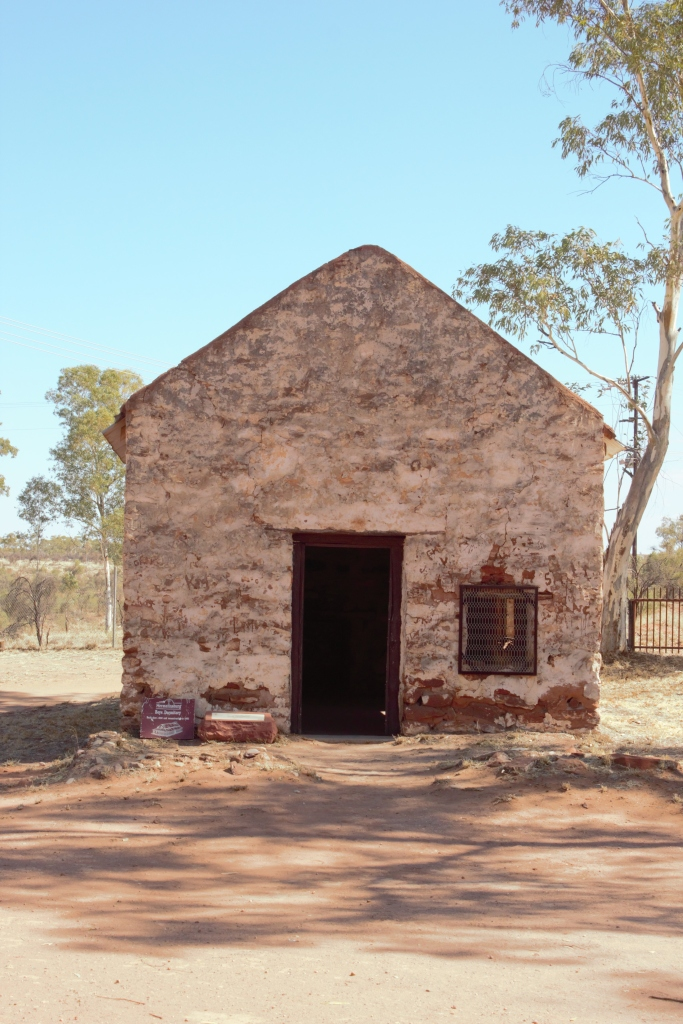 Hermannsburg & Palm Valley boys quarters