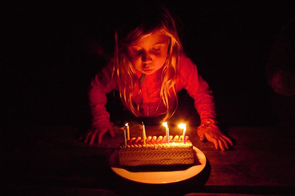 Jesse's 8th cake
