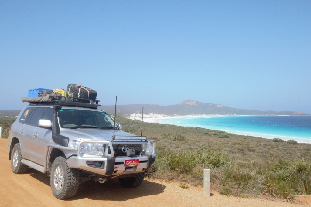 Cape Le Grand - Lucky Bay (4)