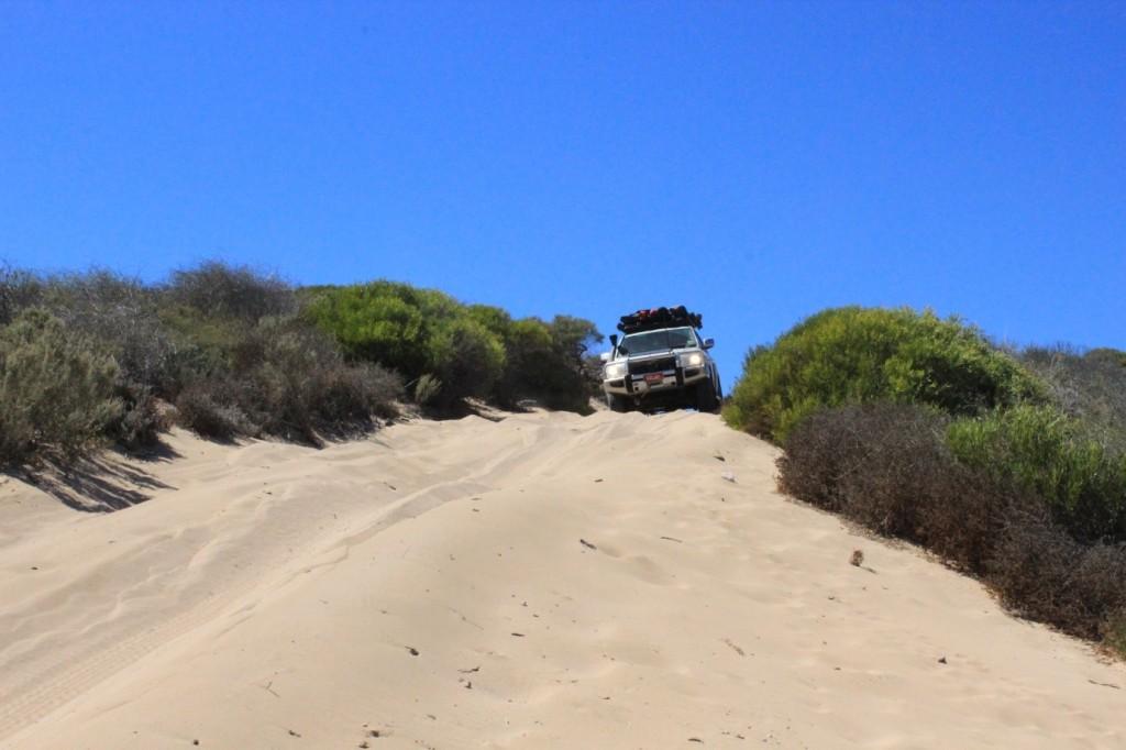 steep point 1